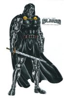 Doctor Doom - Excalibur power by kiborgalexic