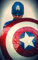 First Avenger by melissa-andrade