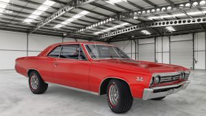 1967 Chevrolet Chevelle 396 by SamCurry