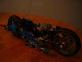 Chaindrive: Bike Mode 3/4 view alt by welcometothedarksyde