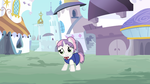 Ghibli Crossover - Sweetie Belle by sirius-writer