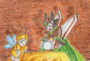 Halloween party 4 by Nortstar