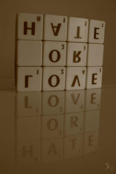 Love or hate by Soche