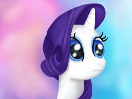 Rarity by Bronytoss