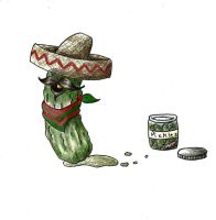 Mexican Pickle by chocolate17