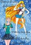 Sailormoon: Reloaded Cover 2.0 by Evilness321