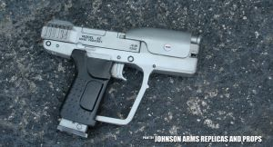 Custom ODST M6G Personal Defense System Replica by JohnsonArms