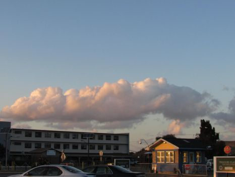 Same clouds, but moved slightly to the east by Xario1