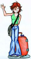 goin on holiday by katarzyna-z