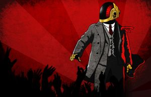 Daft Punk - Revolutionary by ediskrad-studios
