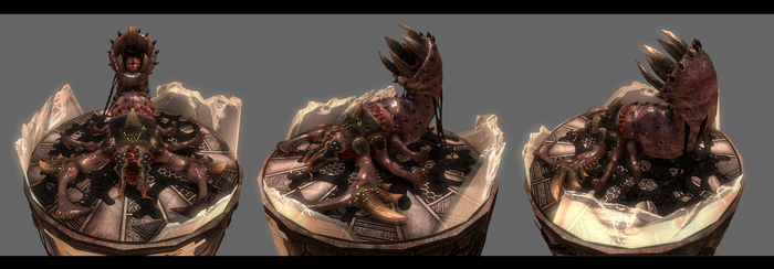 Trapper Render 01 (Tremulous) by Dandoombuggy