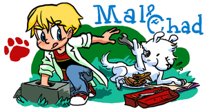 Mal And Chad by animatrix1490