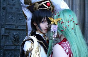 Code Geass: Lucid Dreams by Green-Makakas