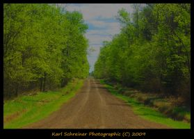 Country Road by KSPhotographic