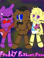 Five Nights At Freddy's by ShinySmeargle