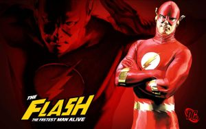 The Flash by Alex Ross by Superman8193