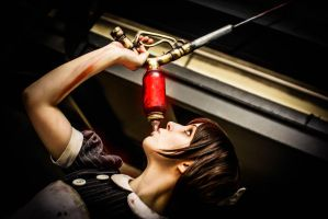 Little Sister - Bioshock Cosplay by Thecrystalshoe