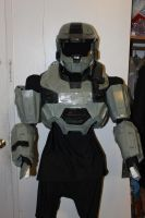 Progress Picture Spartan III by Janan326