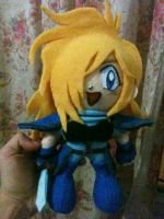 SLAYERS GOURRY GABRIEV PLUSH DOLL by LuciusLawliet