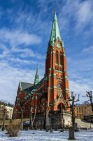 Saint John's church by attomanen