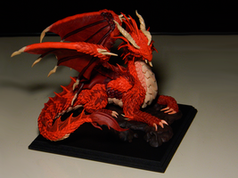 Pyrus (Red Dragon DnD) by maga-01