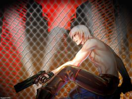 "Dante ""Jail Break"" by Support-KIRA"