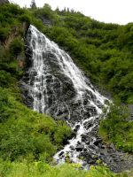 Waterfall 10 by prints-of-stock
