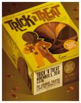trick 'r treat poster by strongstuff