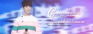 Luhan Cover Facebook by bonmeoconcute