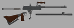 Shipper Type 98 disassembled by TastyJuice