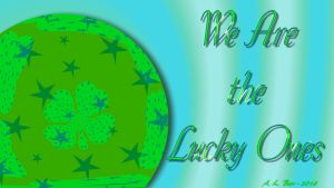 We Are the Lucky Ones by analillithbar