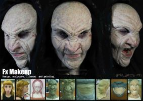 Makeup FX by IBGCREATIONS