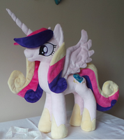Princess Cadance Plush by Pinkamoone