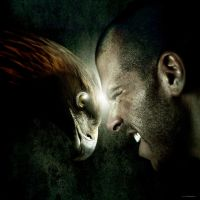 face to face by lupographics