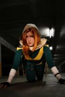 Marvel ~ Hope Summers by Daiyame