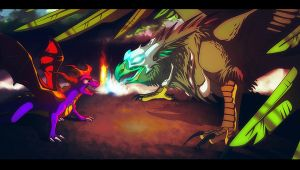 Take Down The Boss by Helen91