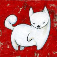 Inu Red by ursulav