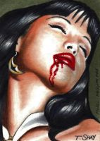 Vampirella Sketch Card 3 by Dr-Horrible