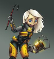 Half Life Girl by SofieGraham
