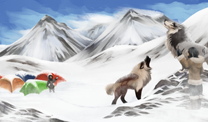 Sing to the Mountains by sealle