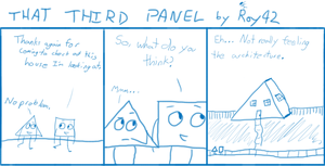 That Third Panel - House Hunting by Roy4242