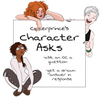 Character Asks by caiterprince