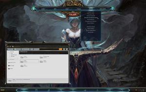 League of Legends Forum VS for 8 / 8.1 by yorgash