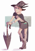 Taako by MapleSpyder