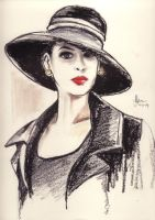 Selina Style (Study I) by dumblyd0re