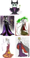 Rough(Disney Villains Designer Collection) by Yamamoto1003