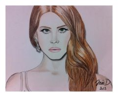 Lana Del Rey (2) by hyness-is-more
