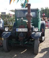 vintage tractor VI by two-ladies-stocks