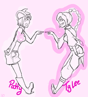 You're Just Like Me by rathenal
