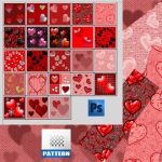 Valentine pattern 2 by roula33